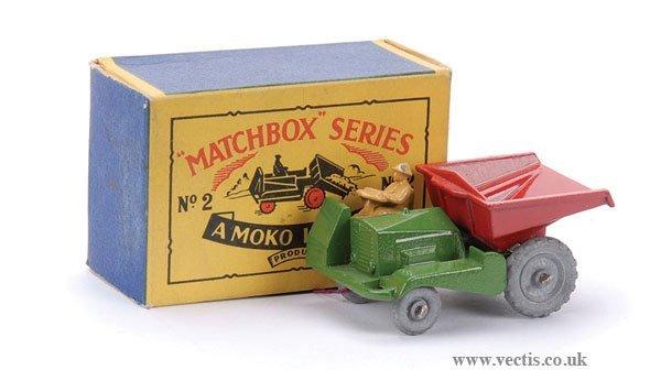 20: Matchbox No.2b Site Dumper