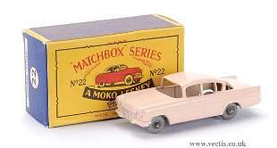 459: Matchbox No.22b Vauxhall Cresta