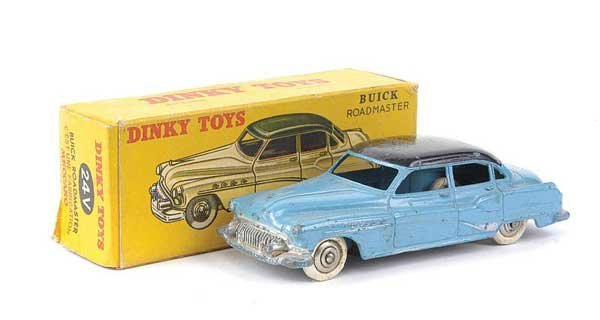 1420: French Dinky No.24V Buick Roadmaster