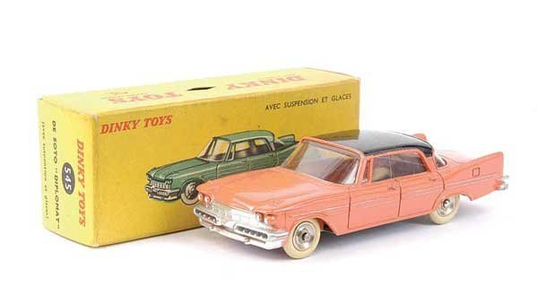 1423: French Dinky No.545 De Soto Diplomat