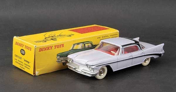 1425: French Dinky No.550 Chrysler Saratoga