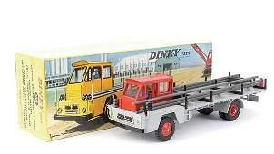 1458: French Dinky No.885 Saviem Sinpar Steel