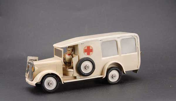1627: Tekno No.351 Ambulance