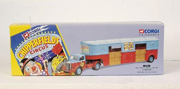 4001: Corgi Classics No.97887 Bedford Artic Horsebox