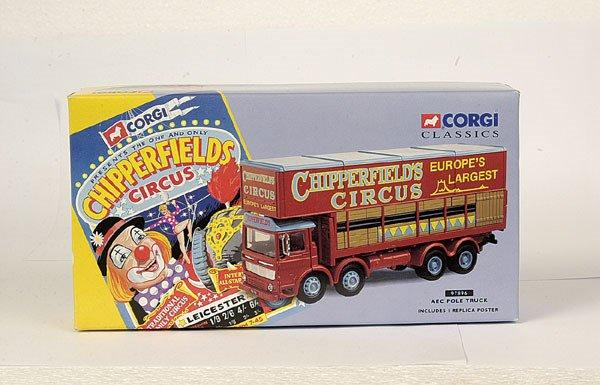 4005: Corgi Classics No.97896 AEC Pole Truck
