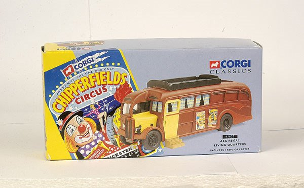 4008: Corgi Classics No.97022 AEC Regal Bus