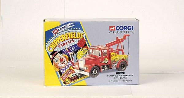 4011: Corgi Classics No.97886 Scammell Highwayman