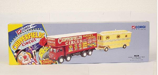 4012: Corgi Classics No.97888 Foden Close Pole Truck