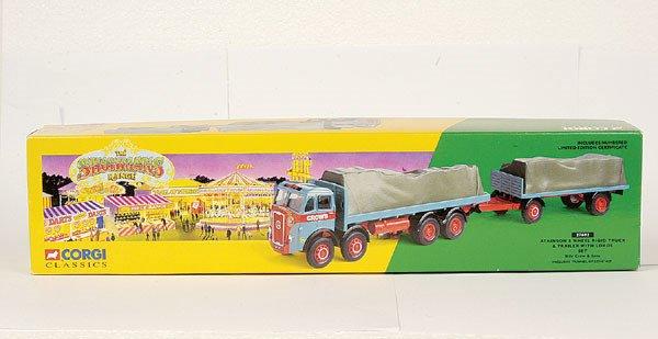 4014: Corgi Classics No.27602 Atkinson Truck & Trailer