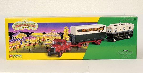 4015: Corgi Classics No.16502 Scammell Truck & Trailer