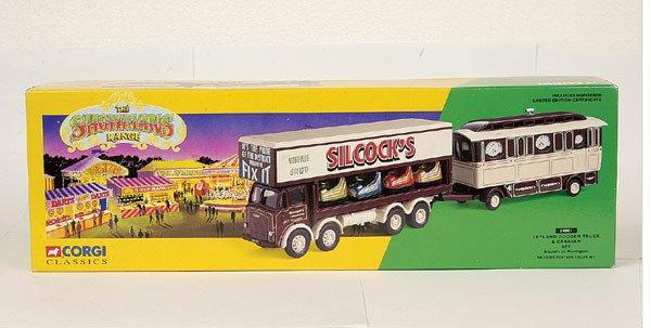 4016: Corgi Classics No.24801 Leyland Dodgem Truck