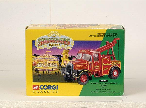 4021: Corgi Classics No.16101 Scammell Crane