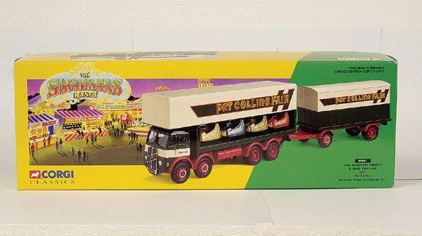 4022: Corgi Classics No.09901 ERF Truck & Trailer