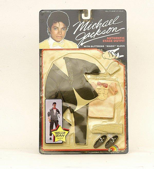 "4267: LJN Toys ""Michael Jackson"" - Thriller Outfit"