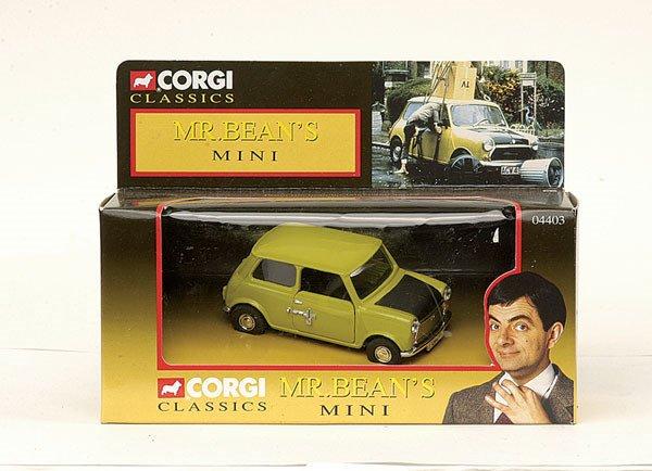 "4336: Corgi Classics No.04403 ""Mr. Bean"" Mini"