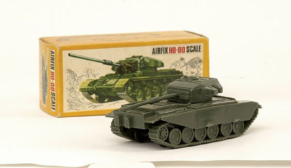4495: Airfix HO-OO scale plastic made Centurion Tank