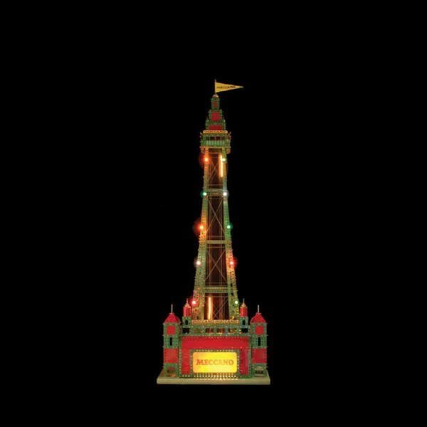 "3001: Meccano Display Model of ""Blackpool Tower"""