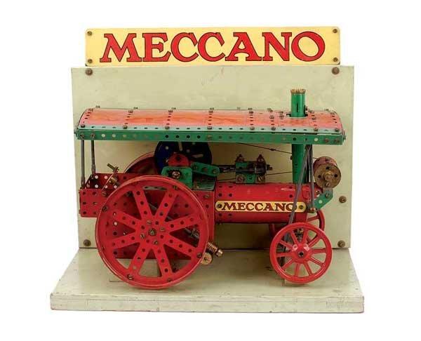 "3003: Meccano ""Showman/Traction Engine"""