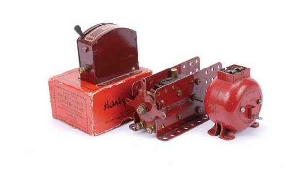 3010: Meccano Electric Motors