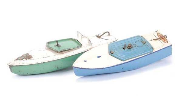3017: Hornby/Meccano Speedboats