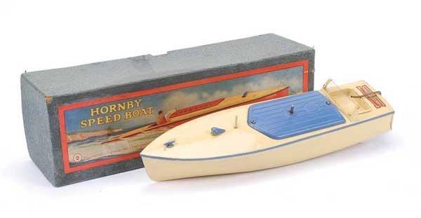 """3019: Hornby Meccano Speedboat """"Racer II"""""""