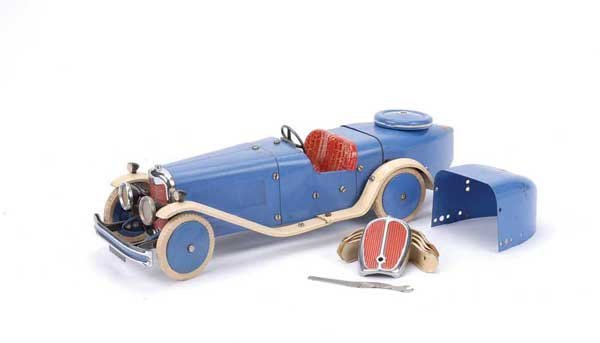 "3023: Meccano No.2 ""Motor Car"""