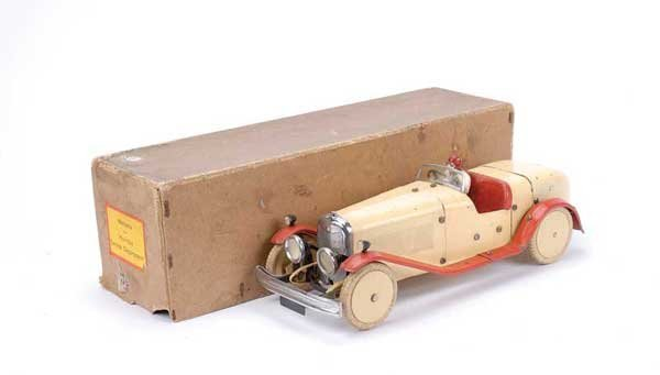 "3024: Meccano No.2 ""Motor Car"""