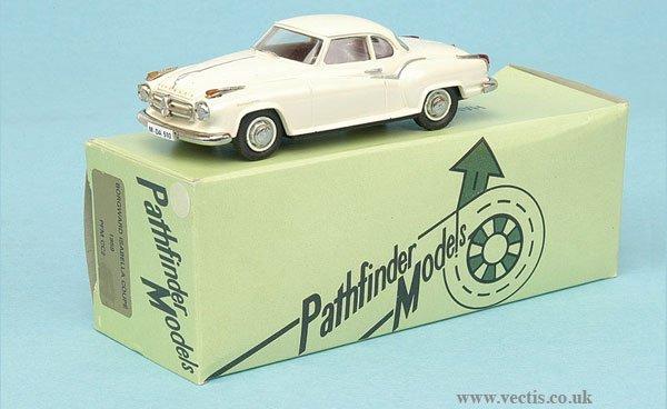1012: Pathfinder PFM CC2 Borgward Isabella Coupe