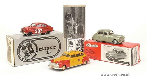 1020: Sun Motor & Somerville - A Group of Cars