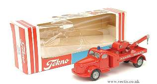 1456 Tekno No436 Volvo Falck Zonen Breakdown Truck