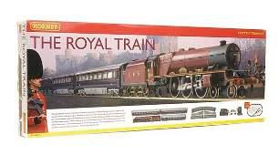 "Hornby (China) R1057 ""The Royal Train"" Train Set"