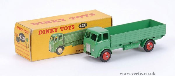 2002: Dinky No.420 Forward Control Lorry