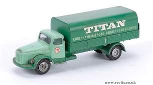 2163 Tekno Volvo Titan Truck