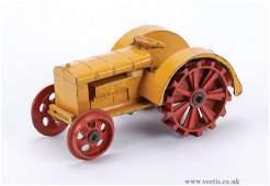 2388: Dinky No.22E Pre-war Farm Tractor