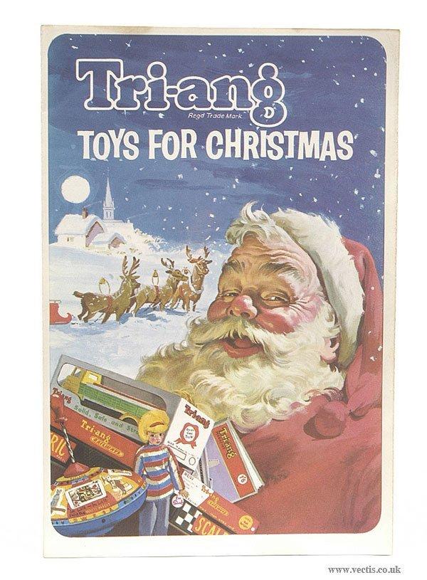 3009: Triang Christmas Catalogue