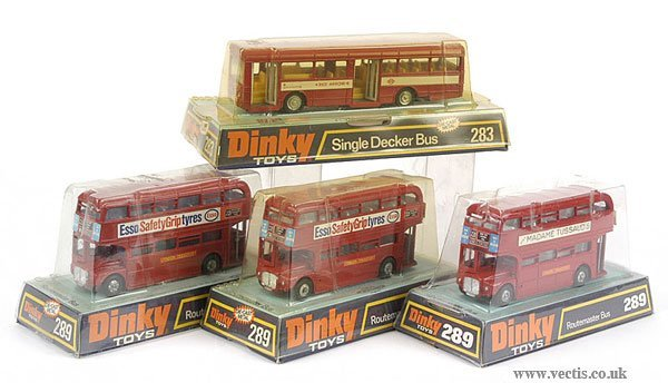 3010: Dinky - A Group of Buses