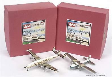 3457: Western Models - A Pair of Aircraft