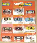 3475 Matchbox and Dinky Toys  A Group of Cars