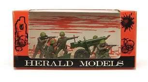 Herald - Set 4307 - Khaki Infantry