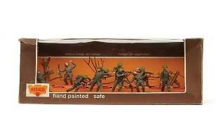 Britains - Set 7304 [1970] - Khaki Infantry