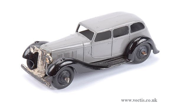 2005: Dinky No.36A Armstrong Siddeley Saloon