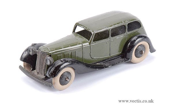 2006: Dinky No.36A Armstrong Siddeley Saloon