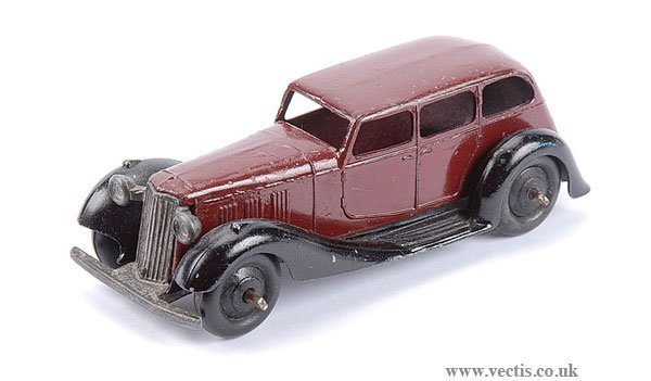 2007: Dinky No.36A Armstrong Siddeley Saloon