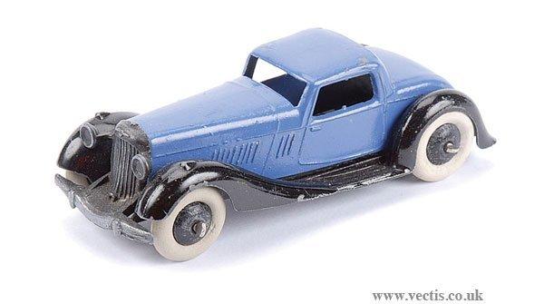 2009: Dinky No.36B Bentley