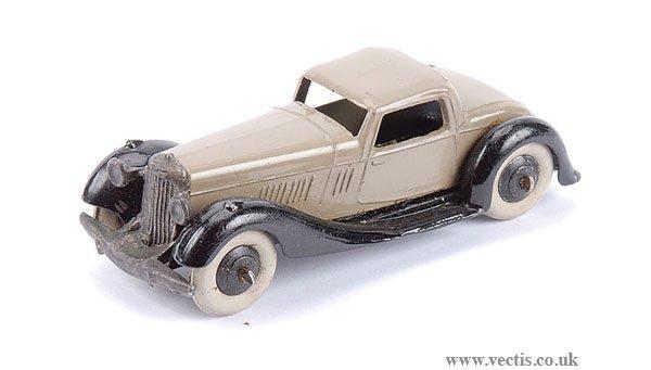 2010: Dinky No.36B Bentley