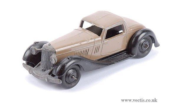 2011: Dinky No.36B Bentley