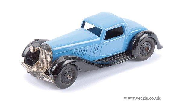 2013: Dinky No.36B Bentley