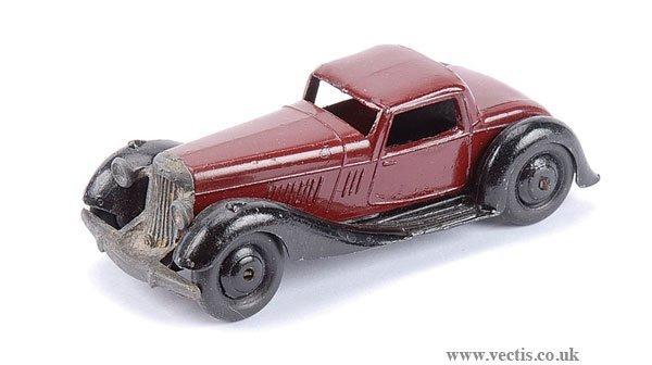 2014: Dinky No.36B Bentley