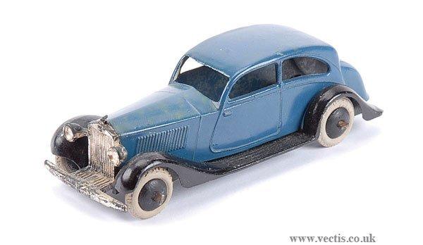 2020: Dinky No.30B Rolls Royce