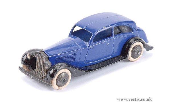 2021: Dinky No.30B Rolls Royce